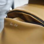 Коляска 2 в 1 Bexa Line Eco (L 102) цвет: светло-коричневая кожа