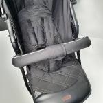 Коляска прогулочная Bubago Model 2 BG 1420 цвет: Dark grey