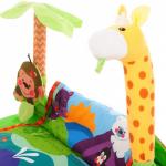 Развивающий игровой музыкальный коврик Lorelli Toys Африка 1030025