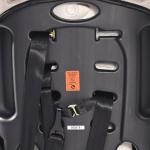 Автокресло Lorelli XL-528 Harmony isofix группа 1/2/3 (9-36 кг) цвет: черный/black 2106