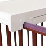 Столик пеленальный  для кровати Mr Sandman MRSBOARD-01 цвет: белый