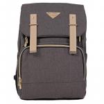 Сумка-рюкзак для мамы Rant Travel RB003 цвет: black