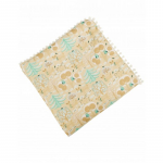 Комплект на выписку BabyGlory Зимняя сказка (зима) K0053 цвет: бежевый