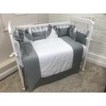 Комплект в кроватку Евротек, Royal, 4 предмета, 80396