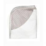 Полотенце с уголком Топотушки, махра, 100х75, М5-8 цвет: в ассортименте