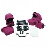 Коляска 2 в 1 Rant Links RA140 цвет: Purple