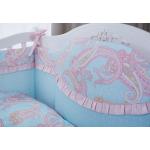 Комплект постельного белья Шантель 6 предметов арт. Ш 6-01.13