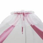 Балдахин для детской кроватки Классик (111/1 Розовый)