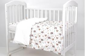 Комплект постельного белья Топотушки Индейцы 3 предмета 394