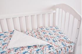 Комплект постельного белья Топотушки Ламы 3 предмета 395