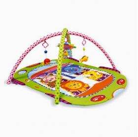 Фото: Развивающий игровой коврик Lorelli Toys Автобус 1030027