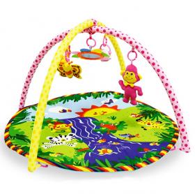 Фото: Развивающий игровой коврик Lorelli Toys Райский остров 1030031