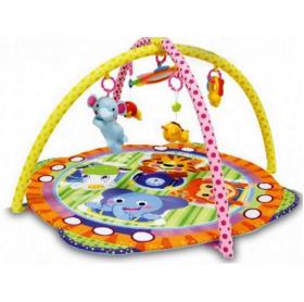 Фото: Развивающий игровой коврик Lorelli Toys Сафари 1030028