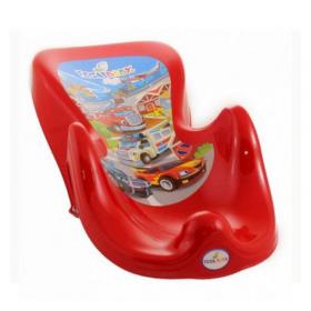 Горка для купания антискользящая Tega Машинки (Цвета в ассортименте) CS-003