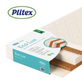 Детский матрас Plitex Eco Lux 119×60×12