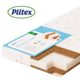 Детский матрас Plitex Юниор Плюс 119×60×12 см