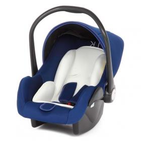 Автокресло Leader Kids Baby Leader Comfort  группа 0+ (от 0 до 13 кг) цвет: белый/синий