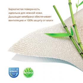 Наматрасник непромокаемый Plitex Bamboo Waterproof Lux НН-01.1