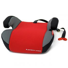 Автокресло-бустер Rant Point5 группа 2/3 (от 15 до 36 кг) цвет: красный