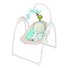 Электронные качели Capella TY-018E цвет: зеленый