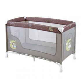 Манеж-кровать Lorelli Nanny 1 цвет: бежевый/beige buho