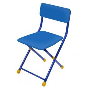 Стул детский складной Ника СТУ3 цвет: синий