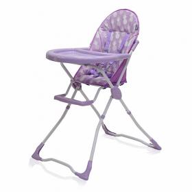 Стульчик для кормления Rant Fredo цвет: tropic/фиолетовый