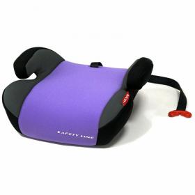 Автокресло-бустер Rant Point5 группа 2/3 (15-36 кг) цвет: фиолетовый