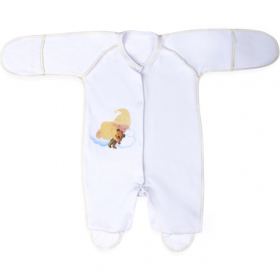 Комплект для новорожденного Соня Лето К-010 цвет: желтый