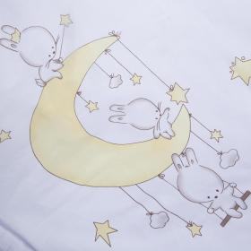 Комплект белья Эдельвейс Лунные Качели 4 предмета 10413 цвет: кофе