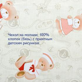 Детский матрас Plitex Юниор 119х60х6