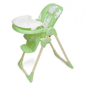 Стульчик для кормления Globex  Космик New 140705 цвет: зеленый
