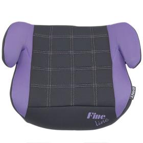 Автокресло (бустер) Rant Micro 1034 группа 2/3 (15-36 кг) цвет: фиолетовый