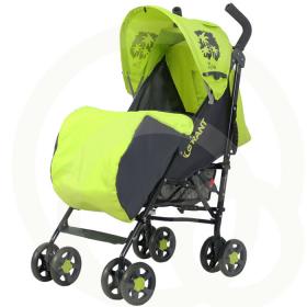 Коляска-трость прогулочная Rant Rio Plus RA806 цвет: зеленый