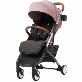 Коляска прогулочная Carrello Astra  CRL-11301/1 цвет: apricot pink
