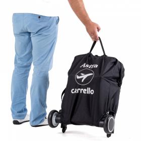 Коляска прогулочная Carrello Astra CRL-11301/1 цвет: Snow Beige