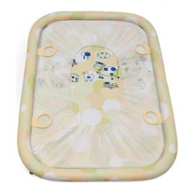 Манеж детский Globex Классика 115х80х77 цвет: бежевый