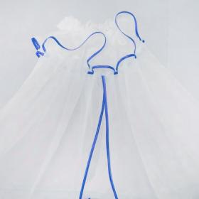 Балдахин в кроватку Евротек, 30562 цвет: голубой