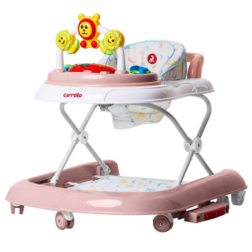 Ходунки детские Carrello Libero CRL-9602 цвет: rose