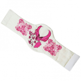 Комплект на выписку Вдохновение Зима К-032, цвет: розовый