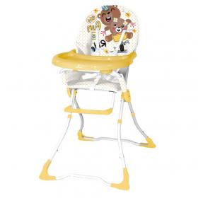 Стульчик для кормления Lorelli Marcel 1930 цвет: желтый/yellow bears