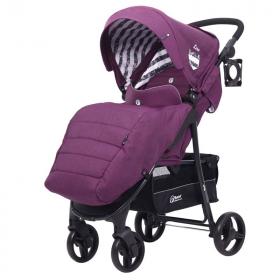 Коляска прогулочная Rant Kira Trends RA055 цвет: lines purple