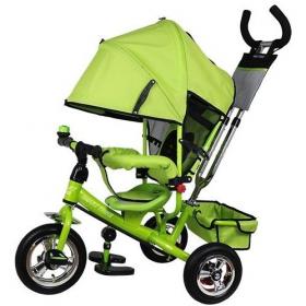 Велосипед трехколесный Smart Trike A22 цвет: зеленый