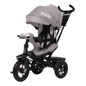Велосипед трехколесный Baby Tilly Cayman с пультом T-381 цвет: бежевый