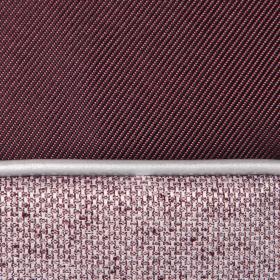 Коляска 2 в 1 Adamex Paolo Special Edition DW-509/PO-616 цвет: бордовый/лиловый/серебро