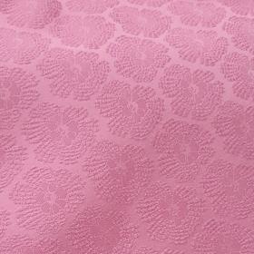 Коляска-трансформер Adamex Young цвет: розовый маки/белая кожа
