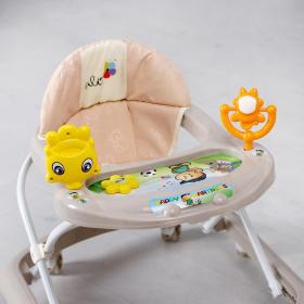 Ходунки детские Alis Солнышко С 801B цвет: светло-бежевый