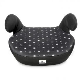 Автокресло-бустер Lorelli Teddy группа 2/3 (15-36 кг) цвет: Черный/Black Crowns 2013