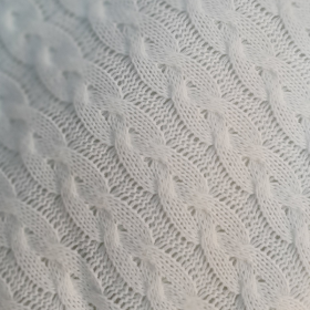 Конверт-одеяло на выписку Blumarine Косички