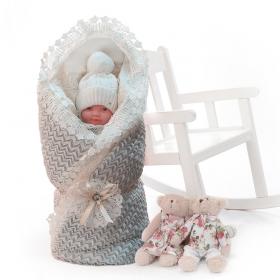 Конверт-одеяло на выписку Blumarine Зимний